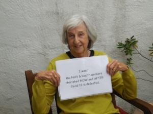 NHS 72 Janet Cherish pledge